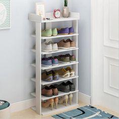 Shoe storage small space Online Shop Louis Fashion Shoe Cabinets Simple Household Dust-proof Multi-s Shoe Rack Table, Wood Shoe Rack, Diy Shoe Rack, Shoe Racks, Shoe Storage Rack, Shoe Organizer, Shoe Storage Small, Wooden Shoe Storage, Quality Furniture