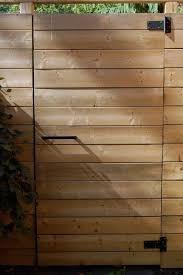 Image result for freestanding horizontal plank gate