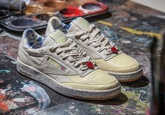 Artists for Humanity x Reebok Classic Collection