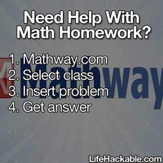 Mathway.com- help for math homework OR marry a calculus teacher :))) I'm doing the latter !