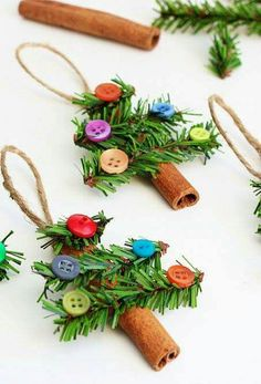 Easy Christmas Tree Ornaments