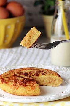 Kanela y Limón: Tortilla de pan