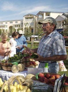 Seaside, Florida Farmer's Market · 30A · 30-A · Santa Rosa Beach, FL · South Walton · SOWAL
