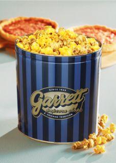 1 Gallon Garrett Popcorn. I love this popcorn and makes me miss Chicago! @Melissa Williams