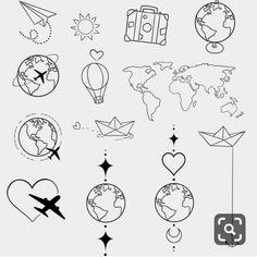 Art Discover ml/ - # automatic - Kleine Tattoos - Tattoo-Ideen Kritzelei Tattoo Doodle Tattoo Tattoo Shop Tattoo Drawings Tattoo Flash Pixel Tattoo Text Tattoo Lotus Tattoo Mini Tattoos Mini Tattoos, Cute Tattoos, Body Art Tattoos, Sleeve Tattoos, Tattoos For Guys, Tatoos, Nature Tattoos, Hair Tattoos, Kritzelei Tattoo