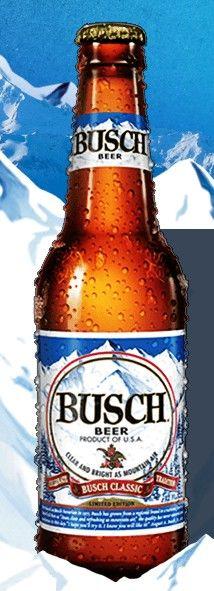 30 Best Busch Bavarian Beer Images In 2013 Light Beer