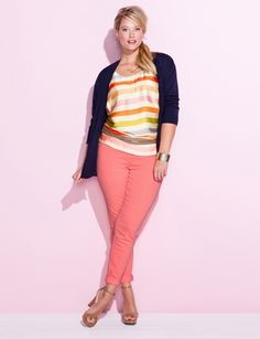 Plus Size Inspiration: trends voor alle maten! | Just too Peachy