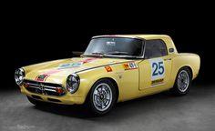 1968/Honda S800 Racing(ホンダ・S800・レーシング[4輪/レーサー])