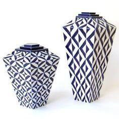 jars by Corien Ridderikhoff/Kleikollektief, Amsterdam