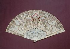 Fan, 18th century centuri fashion, 18th centuri, fans, fanci fan, hand fan