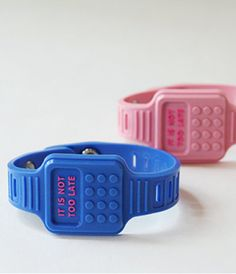 MMMG Messenger Watch - Pink