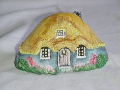Gnome Home painted stones