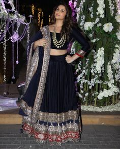 Parineeti in Manish Malhotra