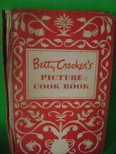 Betty-Crocker-Picture-Cookbook-Vintage-1950-HB-1st-Edition-7th-Classic