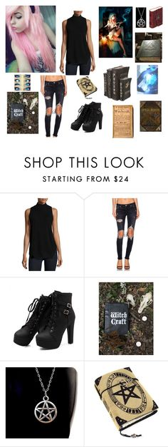"""Kiki (Update)"" by midnightkiller ❤ liked on Polyvore featuring 360cashmere and Lovers + Friends"
