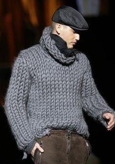 El Örgüsü Erkek Kazak Modelleri ,  #erkekkazağınasılörülür…