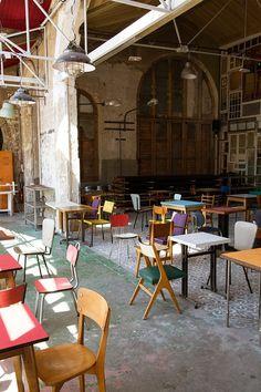 La recyclerie - 83 boulevard Ornano, 75018 Paris