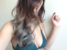 Morphic - San Francisco, CA, United States. Gray ombre by Mishi~~
