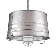 Shop Hi-Lite Manufacturing Co.  H-BUC-21 Bucket Shade Cord-Hung Warehouse Pendant at ATG Stores. Browse our warehouse shade rlm pendant, all with free shipping and best price guaranteed.