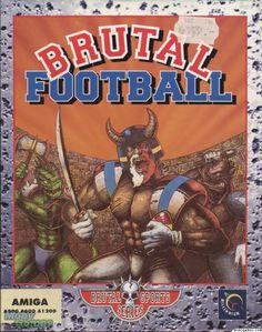 Brutal Sports Football (Amiga)