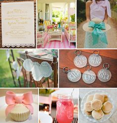 Sit a Spell With Us: A Bridal Shower for Marissa - Southern Weddings Magazine