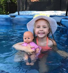 Baby Anna and Nicole having some quality time together ! The new bathable Skrallan dolls Anna and David are anatomically correct. Quality Time, Anna, David, Dolls, Baby, Accessories, Baby Dolls, Puppet, Doll