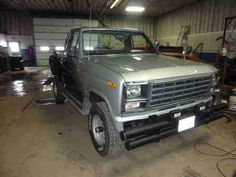 Sell used 1980 Ford F150 Step-Side 4X4 Regular cab in Wyoming, Illinois, United States, for US $5,000.00 Ford F150 Pickup, Wyoming, Illinois, 4x4, Monster Trucks, United States, The Unit