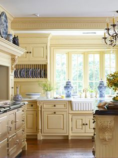 popular kitchen cabinet colors - Kitchen Cabinet Color Ideas. Having a beautiful kitchen cabinet can add excitement to move in the kitchen. Kitchen cabinet with a bright and fresh feel I will share to you. Here's a full review of Kitchen Cabinet Color Ideas. http://homedecortrend.com/
