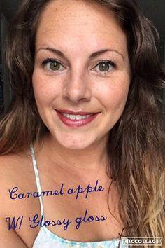 #CaramelApple #LipSense #SeneGence #longwearingmakeup #lipstick #waterproof #FDAapproved #GMOfree #LipServiceByLaura Distributor ID #204829 #StJohnsWort #Shimmer #Matte #lipgloss #beauty #fashion #18hours #lips