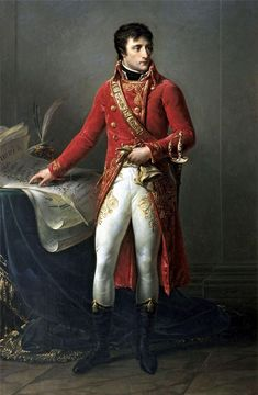 First Consul Bonaparte by Antoine Jean Gros, 1802
