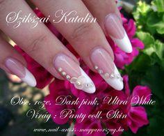 Mai kedvenc #esküvői #köröm #Nails: #SzikszaiKatalin