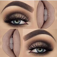 Hottest Eye Makeup Looks - Makeup Trends #makeuplooks2017