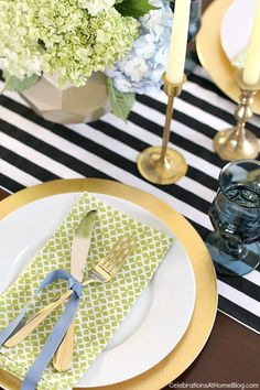 Entertaining at Home - how to host a dinner party in 30 minutes. - Celebrations at Home