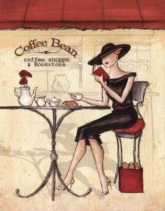 Vintage Cafetería