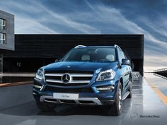 Mercedes-Benz GL-Class. Takes your breath away, enriches your life.