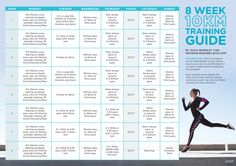 Your Downloadable Running Program! Run Your Way to 10k   Move Nourish Believe