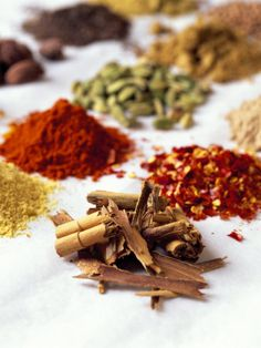 complete guide to herbs and spices.