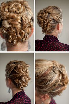 30 Days of Twist & Pin Hairstyles – Day 29