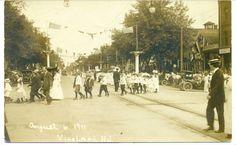 Easter Parade 1911 Vineland NJ