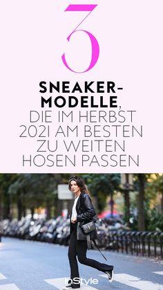 Mode-Tipps: Diese 3 Sneaker-Trends für den Herbst 2021 passen perfekt zu weiten Hosen und geben ein super Match ab. Die Looks zum Nachshoppen findest du hier... #instyle #instylegermany #mode #modetrend #sneaker #sneakertrend #outfit #outfitinspo #look #weitehosen #wideleg #herbstmode #herbttrend #herbstlooks Sneaker Trend, Skinny, Super, Wide Leg, Outfit, Sneakers, Movie Posters, Movies, Loose Pants