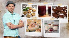Recepty Ládi Hrušky Nova, Menu, Sweets, Celebrity, Lady, Menu Board Design, Sweet Pastries, Gummi Candy, Candy Notes