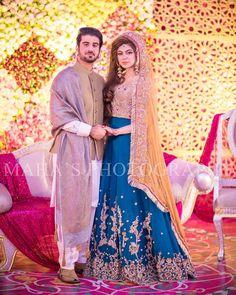 Wedding Dresses Pakistani Beautiful 62 Ideas For 2019 Pakistani Mehndi Dress, Bridal Mehndi Dresses, Indian Bridal Outfits, Pakistani Wedding Outfits, Pakistani Bridal Dresses, Pakistani Wedding Dresses, Bridal Lehenga, Pakistani Clothing, Couple Wedding Dress