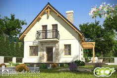 Projekt domu Ala III - wariant B - Dom Dla Ciebie