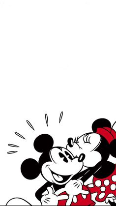 Want Mickey Mouse Cartoon Wallpaper HD for iPhone, mobile phone than click now to get your Wallpaper of mickey mouse and Minnie mouse Mickey Mouse Wallpaper Iphone, Cartoon Wallpaper Iphone, Cute Disney Wallpaper, Cute Cartoon Wallpapers, News Wallpaper, Phone Wallpapers, Minnie Y Mickey Mouse, Mickey Mouse Cartoon, Retro Disney