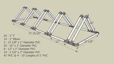 Triangle PVC Bike Rack - 3D Warehouse