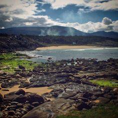 #Galicia tiene unas playas muy diferentes llenas de fuerza y con mucha personalidad  by lvdclaudia