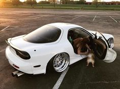 #Mazda_Rx7 #FD #Modified #Slammed #Stance