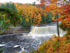 Tahquamenon Falls  Upper Peninsula, Michigan