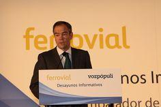 Íñigo Meirás (Ferrovial), mejor consejero delegado del Ibex en 2014, según 'Forbes' - http://plazafinanciera.com/mercados/empresa/inigo-meiras-ferrovial-mejor-consejero-delegado-del-ibex-en-2014-segun-forbes/   #FlorentinoPérez, #Forbes, #IgnacioGalán, #ÍñigoMeirás, #JoséFolgado #Empresas