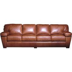 Found it at Wayfair - Prescott Leather Sofa